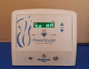 Medtronic Xomed Powersculpt Console