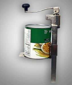 New Mtn Heavy Duty Commercial Restaurant Shop 11 Large Table Can Opener 1