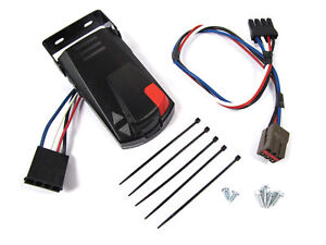 North American Spec Electric Trailer Brake Controller Kit For Land Rover