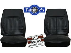 1968 Dart Gt Gts Front Seat Upholstery Covers Pui New
