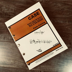 Case 430 530 Belows n 8262800 Ag Tractor Parts Manual Catalog Exploded Views