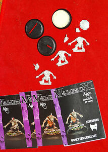malifaux neverborn alp x3 with
