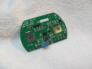 Replacement Circuit Board For Stewart Warner Copo Yenko Tachometer 970 And 977