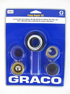 Graco Packing Pump Repair Kit For 1095 1595 5900 248213 248 213