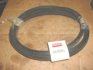V belt C108 For Gravel Pit conveyor machine combine auger construction 7 8 X 112