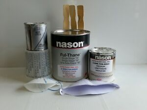 Victory Red Dupont nason 2k Ful Thane Single Stage Acrylic Urethane Auto Paint