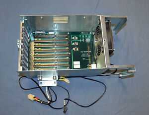 Thermo Finnigan 97000 61320 Isa Backplane Cage Lcq Mass Spectrometer Chassis