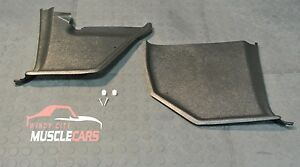 1968 70 Charger Coronet Super Bee B Body Interior Kick Panels Made In Usa