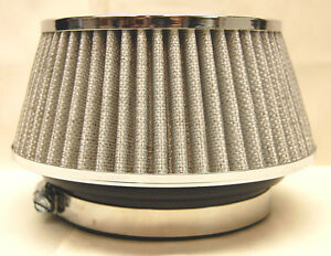 Spectre 8168 Cold Air Intake Filter 3 3 5 4 76 89 102mm W Adapter Rings