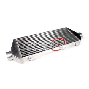 Universal Type L Turbo Aluminum Intercooler 400hp 2 5 Inlet Outlet 20 X2 5 X9