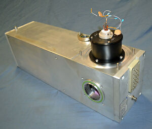 Micromass Lct Mass Spectrometer Pusher Lens detector Vacuum Chamber Assembly
