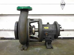 Rx 1902 Gusher Pcl3x4 8seh cbm a Pump 350 Gpm 7 00 Imp 40 Tdh In Ft