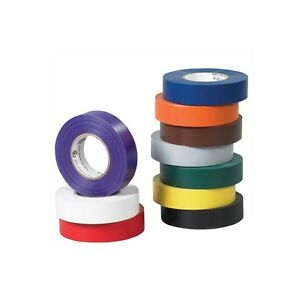 electrical Tape 3 4 x 20 Yds Blue 200 case