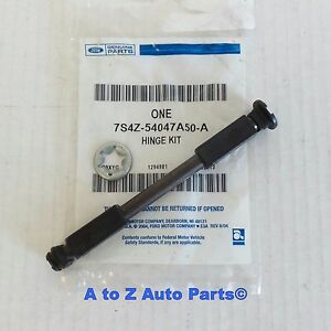 New 2004 2007 Ford Focus Center Console Armrest Lid Hinge Repair Kit oem