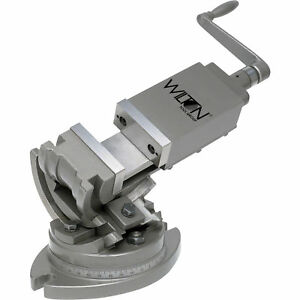 Wilton 3 Axis Tilting Vise 2in Jaw Width 11700