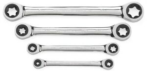 Gearwrench 9224d External Torx Wrench Set 4 Pc