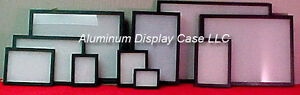24 Riker Mount Display Case 12 X 8 3 4 W poly