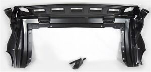 67 68 Mustang Fastback Rear Fold Down Seat Trap Door Deck Trunk Panel Structure