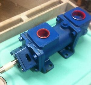 Imo A3dh 156 3204 121 Screw Pump Hydraulic Size 156 New