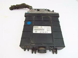 Engine Computer 2 0 Aba Obd2 With Pigtail Vw Jetta Golf Gti 96 98 Oem 037906259d