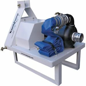 Trunkpump Pto powered Dewatering Pump 3in tp 3pt