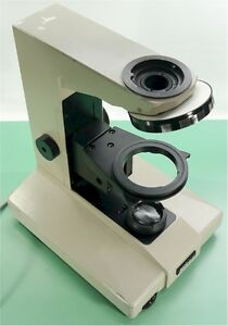 Nikon Labophot Microscope Stand for Parts Or Repair