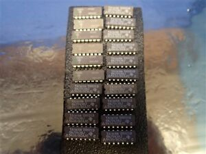 1 Lot 25 Pcs Snj5438j Integrated Circuit New Old Stock Nos Unused