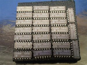 1 Lot 47 Pcs Snj55109aj Integrated Circuit New Old Stock Nos Unused