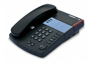 Trojan Nrx Evo 250 Business Home Office Telephone Black With 3 Direct Memories