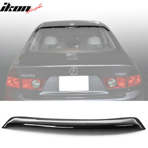 Fits 96 00 Honda Civic Ek2 Coupe 2dr Rear Roof Window Spoiler