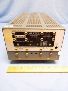 Lambda Lxs ee 5 ov r Dc Power Supply 5 volts 45 amps Load Tested Tested