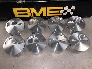 New Nascar Chevy Sb2 2 Or Dodge R5 P7 Bme Race Pistons 4 148 1 360 866 Flat Top