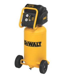 Dewalt 15 Gallon Wheeled Portable Workshop Air Compressor D55168 New