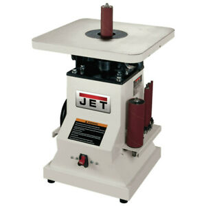 Jet 708404 115V 12 HP 1-Phase Bench Top Oscillating Spindle Sander New
