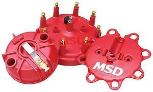 Msd Ignition 84085 Large Ford Cap Rotor