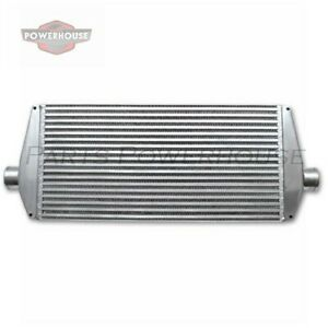 Vibrant 12800 Air To Air Intercooler Assy W End Tanks Core Size 18 W X 6 5 H
