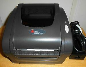 Avery Dennison Monarch 9416xl Pos Barcode Thermal Label Printer Usb par serial