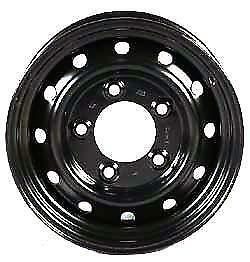 Land Rover Anr4583pm 16 X 6 5 Steel Nato Tubeless Wheel