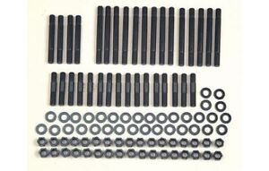 Arp 256 4201 Cylinder Head Studs Pro Series 12 point Nuts Ford 4 6 5 4l Kit