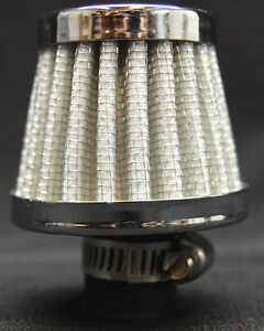 Spectre 3998 Breather Crankcase Vent Filter 10mm Flg 2 In Od Fits 3 8 To 1 2