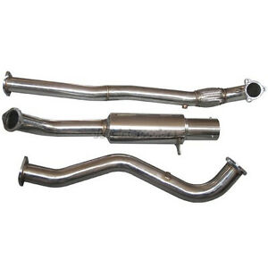 Cxracing 3 Stainless Turbo Exhaust System For 1982 1983 Nissan Datsun 280zx