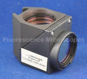 Semrock Brightline Cy3 Fluorescence Filter Cube For Olympus Bx Or Ix Microscope