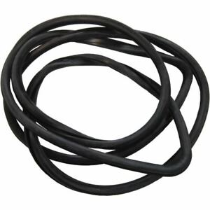 1958 Chevrolet Impala Pontiac Bonneville 2dr Hardtop Rear Windshield Gasket Seal