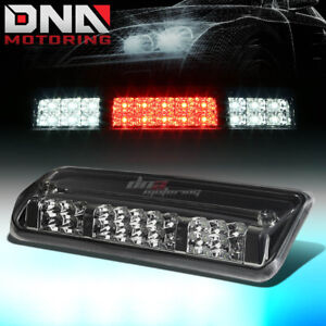 For 2004 2008 Ford F150 2 Row Led Third 3rd Tail Brake Light W Cargo Lamp Smoked