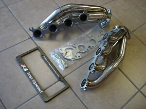 Ford Mustang Gt Boss 302 Laguna Seca 5 0l V8 11 14 Short Tube Exhaust Headers