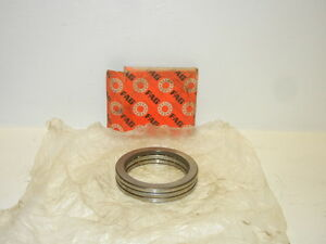 Fag 51115 New Thrust Ball Bearing 51115