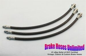 Brake Hose Set Studebaker Champion 1950 1951