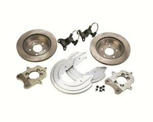 Ford Racing M 2300 M Disc Brakes Rear Ford Mustang Gt Kit