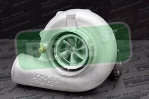 Precision Turbo Hp Cover Cea Billet 6766 Ball Bearing T3 82 4 Bolt