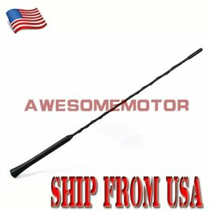 Us 16 Amplify Fm Am Radio Aerial Antenna For Toyota Prius Corolla Nissan 350z Am